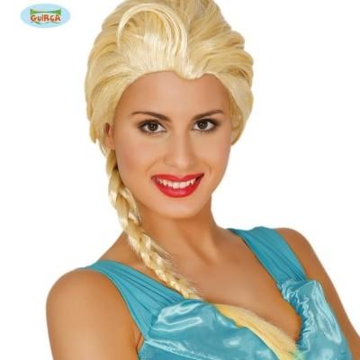 Foto van Pruik Elsa Frozen blond