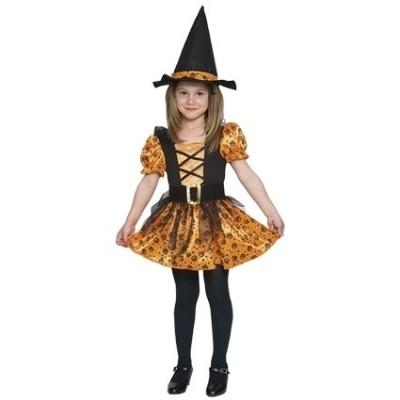 Foto van Kinder heksenjurk