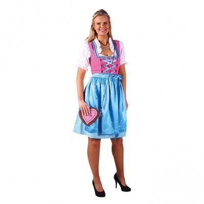 Foto van Dirndl jurk (grote maat) Lotte