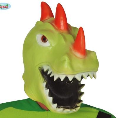 Foto van Fortnite Dino masker