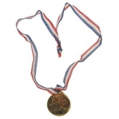 Foto van Medailles winner per 6