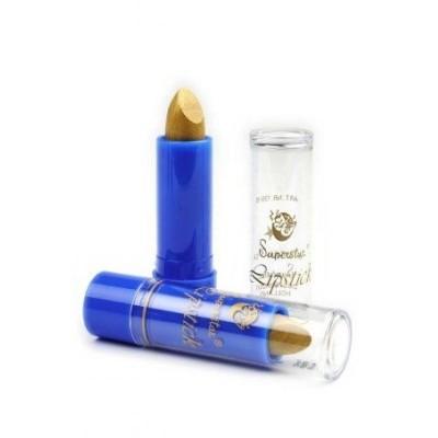 Foto van Gouden lippenstift