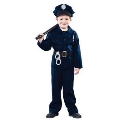 Foto van Politie agent jongen