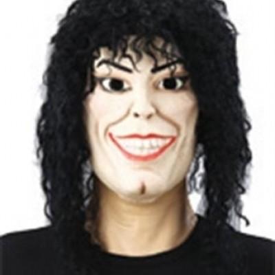 Foto van Masker Foam Michael Jackson