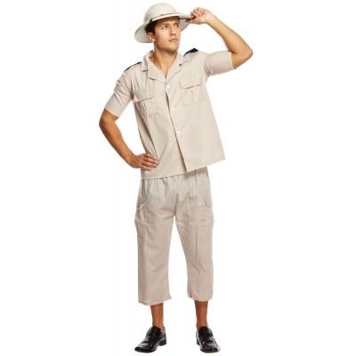 Freek Vonk Safari kostuum man