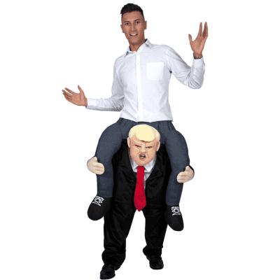 Carry me Donald Trump