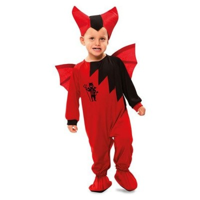 Foto van Duivel kostuum baby