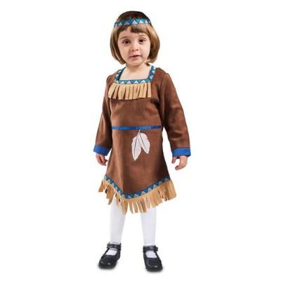 Foto van Indianen jurkje baby