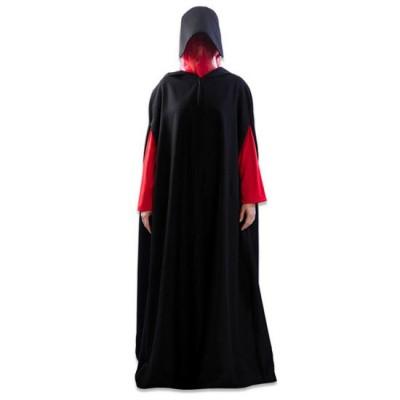 Foto van Handmaid's tale kostuum - Zwart