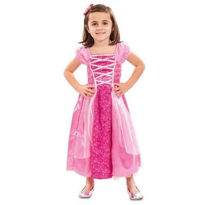 Foto van Roze prinsessenjurk