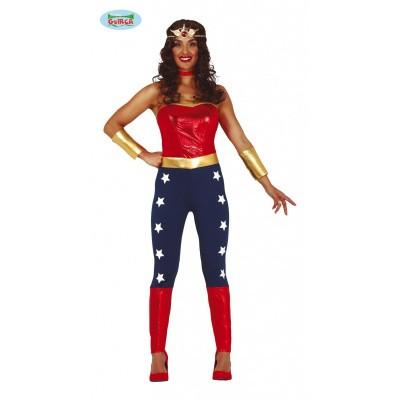 Foto van Kostuum Wonder Woman