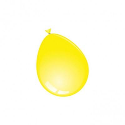 Foto van Ballonnen Geel 10st