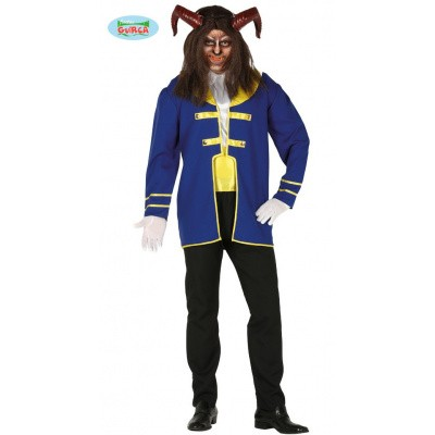 Foto van Het beest kostuum