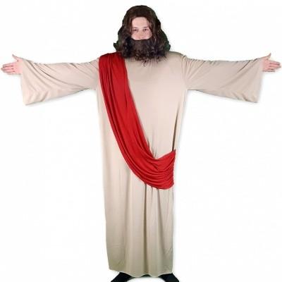 Foto van Jezus kostuum