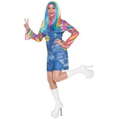 Foto van Hippie outfit dames