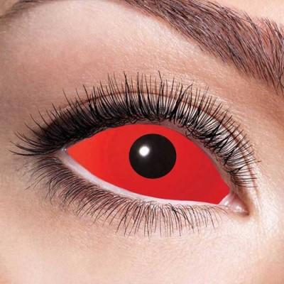 Foto van Sclera red eye 6-maandlenzen (per paar)