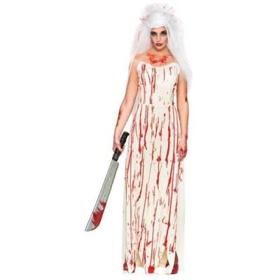 Foto van Zombie bruidsjurk