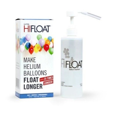 Foto van Ultra Hi-Float met pomp 475ml
