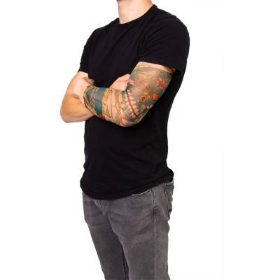 Foto van Tattoo Sleeve Dia de los muertos