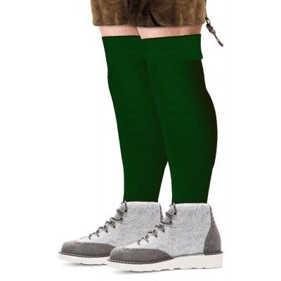 Tiroler sokken groen (41-46)