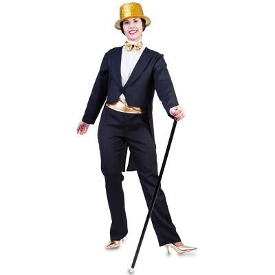 Foto van Circusdirecteur kostuum dames