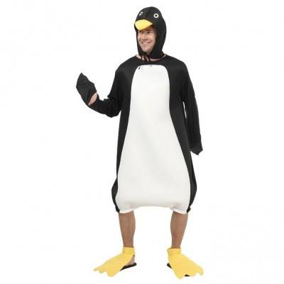 Foto van Pinguïn Kostuum volwassenen