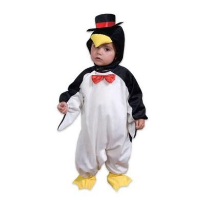 Foto van Pinguïn kostuum peuter
