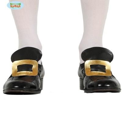 Schoenen gespen met elastiek