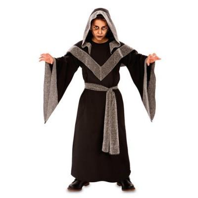 Foto van Tovenaar kostuum kind