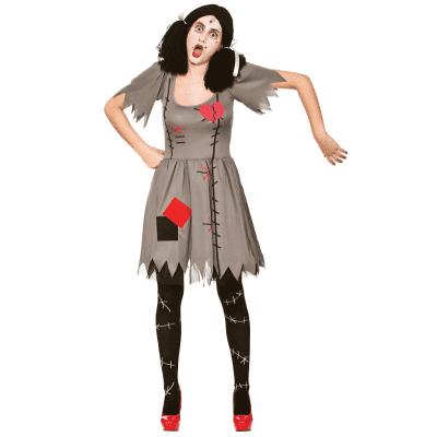 Foto van Voodoo pop kostuum