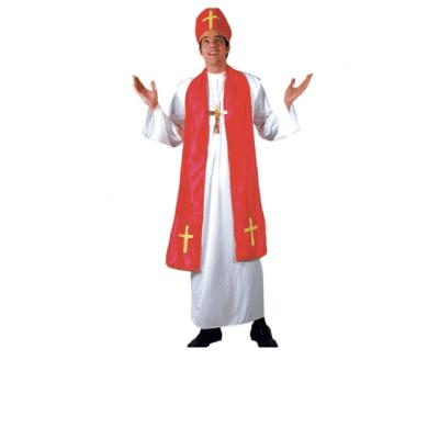 Foto van Sinterklaas kostuum budget