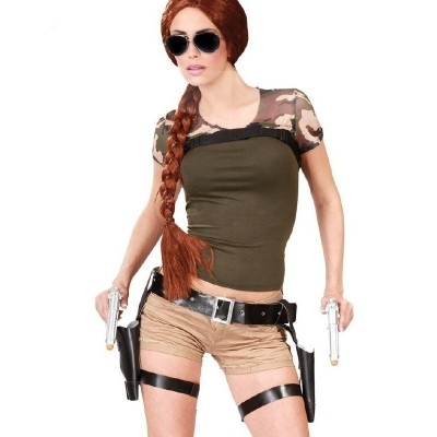 Tomb Raider Lara Croft Holster set