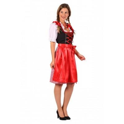Foto van Dirndl jurk (grote maat) Lisa