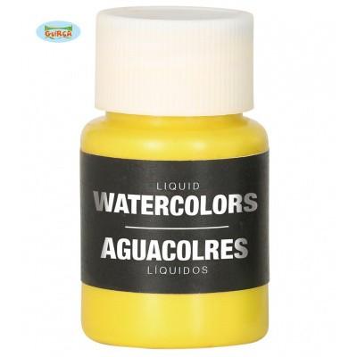 Foto van Body paint op waterbasis - geel