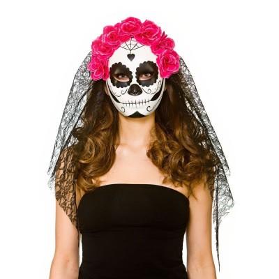 Foto van Day of the death masker meisje