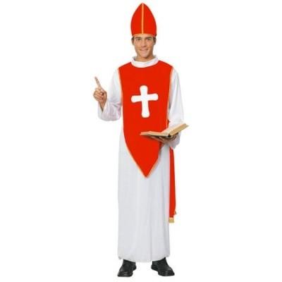 Foto van Sinterklaas kostuum budget luxe