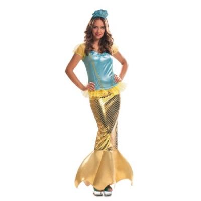 Foto van Kleine zeemeermin kostuum