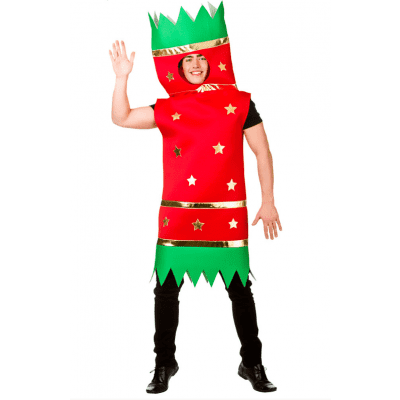 Foto van Christmas Cracker kostuum