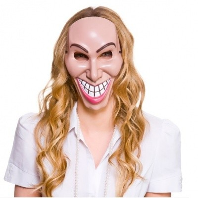 Foto van The Purge masker
