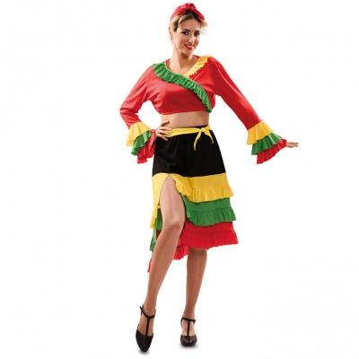 Foto van Afrikaans kostuum dames