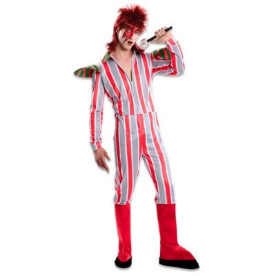 Foto van David Bowie kostuum