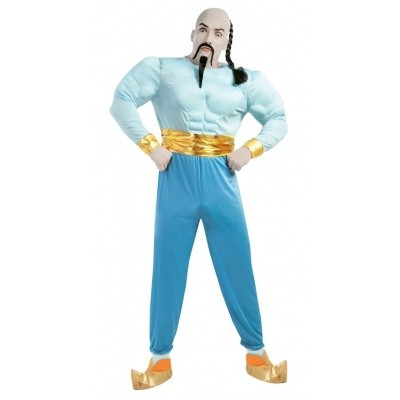 Foto van Geest kostuum Aladdin