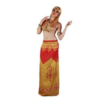 Foto van Arabisch buikdans kostuum