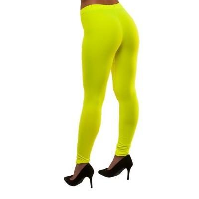 Foto van Neon legging geel
