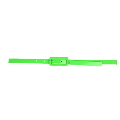 Foto van Neon riem groen