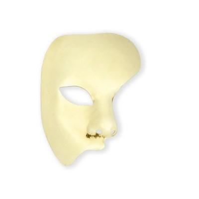Foto van Venetiaans masker Fantasma donna osso