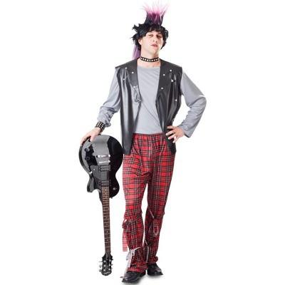 Foto van Jaren 80 kostuum - Punk