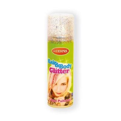 Foto van Haarspray glitter 125ml multi (goodmark)