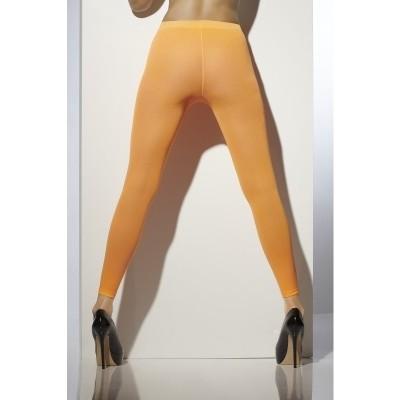 Foto van Neon panty oranje