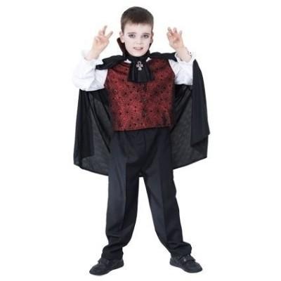 Foto van Vampier 10-12 jaar(130-140cm)